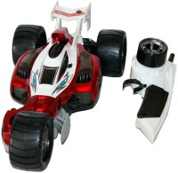Adraxx High Speed F1 Changeable 3in1 Model 9109 With Full Function Rc (Red)