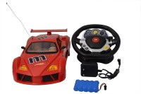 Vtc Famous Race Steering Control Car (Red)