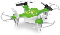 Saffire Nano Explorers 2.4G 4CH 6 Axis RC Quad - Copter (Green)