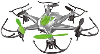 Saffire 6 Axis X12 RC Hexacopter Drone With LED Light & Headless Mode (Silver)