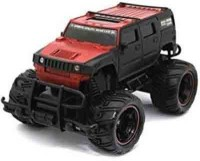 ODDEVEN Mad Racing Remote Control Cross- Country Monster Truck Car (Multicolor)