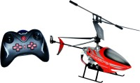 Marquee Gyro Channel Remote Control Helicopter (White, Black, Red)