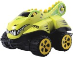 Dickie Remote Control Toys Dickie Rc Dino Basher Crocodile Rtr 1:24