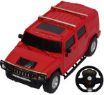 Surya Remote Control Toys Surya Red SUV Car With Sterring Remote Control