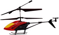 Taaza Garam Durable King Alloy Remote Control Helicopter (Red)