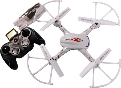 Mera Toy Shop Universe Explorer 6 Axis Gyro Quadcopter (Multicolor)