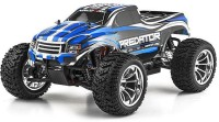 NINCO 1/10 PREDATOR MT-10 MONSTER TRUCK 2.4G READY TO RUN (Multicolor)