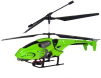 Toyzstation Raptor Radio Control Helicopter (Green)