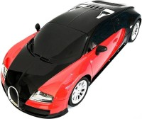 Zaprap Bugatti Full Function Rechargeable 1:16 Scale Rc Car (Red)