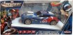 Majorette Remote Control Toys Majorette The Avengers RC Turbo Racer