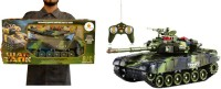 Taaza Garam Extra Large Rc Infrared Remote Control Battle Tank (Multi)