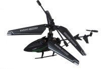 Brunte Grey 3.5 Channel Helicopter (Black)