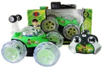 Srihpe Ben 10 Stunt Car (Green)