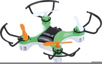 The Flyer's Bay Nano Drone 2.0 (Evolved Version) With 6 Axis Gyro Stabilization (Green)