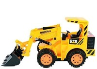 Swarish Model :8026E Deluxe Wireless JCB Truck For Kids (Yellow)