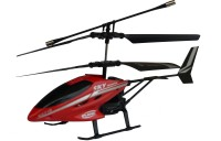 Taaza Garam Imported RC V-max (HX 713) Radio Remote Control Helicopter - Gift Toy (Red)