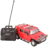 Smilemakers Remote Controlled 1:24 Hummer H2 SUV (Red)