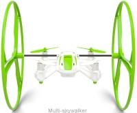 Sirius Toys Skywalker | UDIRC U843 - 4-in-1 RC Quadcopter - U843 - 6-Axis Gyro 2.4Ghz (White)