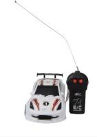 Vtc Super Racing Remote Control Car (White)