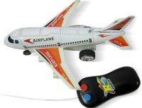 Lotus Radio Control Special Styles Airplane Toy (White)
