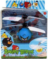 Basetronix Angry Bird Flying Helicopter (Blue)