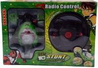 Fab5 Ben 10 Stunt Alien Force 9802 (Green, White)