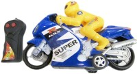 New Pinch Battery Operated Remote Bike (Multicolor)