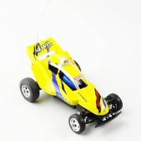 A SMILE TOYS & MORE Mini Sports Racer (Yellow)