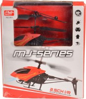 Toy Slam 2.5 Channel Velocity Helicopter (Multicolor)