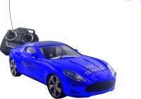 Shop4everything Power HB Traxas Radio Control Car With 1:18 Scale FA-GT19 (Royal Blue)