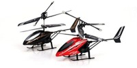 DINOIMPEX V-Max Hx-713 2-Channel Radio Remote Controlled Helicopter (Red, Black)