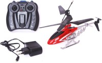 Saffire 3.5 Channel Remote Control Helicopter (Red)