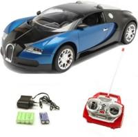 A2b Top-Speed 1:18 R/C Model Car (Blue, Black)