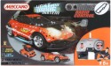 Meccano Tuning Radio Control Orange Racer Car Remote Control Toy