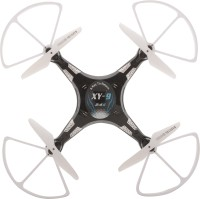 TOYSJUNGLE 6 Axis Gyro Quadcopte (Black & White)