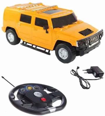 Zaprap Remote Control Toys Zaprap Hummer Car 1:16