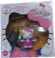 Agamjot Toy Hello Kitty (pink, White)