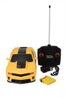 Vtc Roadstar Spped Remote Control Car (Yellow, Black)
