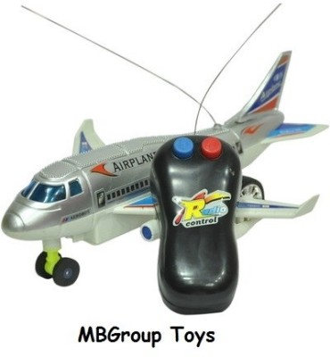 MBGroup Remote Control Toys MBGroup Plane With Remote