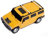 Scrazy Super Smart Hummer Yellow Car With Gravity Sensor Steering (Yellow)