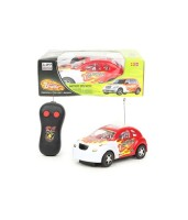 New Pinch Remote Control Crazy Car For Kids (Multicolor)