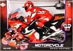 Zest4toyZ Remote Control Toys Zest4toyZ Radio Motorcycle