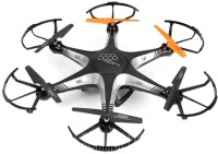 The Flyer's Bay Hover Drone Evolution 2.0 Ghz HelicopterWith Camera (Multicolor)