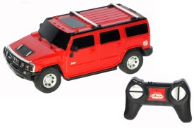 TRD Store R/C 1:24 Hummer H2 Suv Red