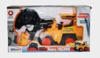 Venus-Planet Of Toys RC BULDOZER (Multicolor)