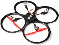 Emob Drone G-Shock Quadcopter Helicopter With Stability Feature (Black)