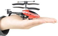The Flyer's Bay Max Nano 3.5 Channel Helicopter (Smallest Known) (Multicolor)