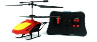 Kbnbs Remote Radio Control Rechargeable Helicopter Toy (Red)