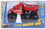 Maisto Remote Control Toys Maisto Fresh Metal Builder Zone Quarry Monster Red
