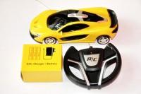 Ruppiee Shoppiee Ben 10 Alien Force Rc Car (Yellow/Black)